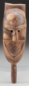 Tribal Art, Hand Mask, New Hebrides ...