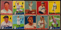 Baseball Cards:Lots, 1933 and 1934 Goudey Baseball Collection (60). ...