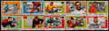 Baseball Cards:Lots, 1955 Topps All-American Football Collection (79). ...