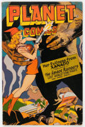 Golden Age (1938-1955):Science Fiction, Planet Comics #45 (Fiction House, 1946) Condition: VG-....