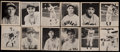 Baseball Cards:Lots, 1939 Play Ball Baseball Collection (89) With 8 Sample Cards. ...