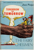 Books:Science Fiction & Fantasy, Lewis Padgett. Tomorrow and Tomorrow and The Fairy Chessmen. New York: Gnome Press, [1951]. ...