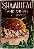 Books:Science Fiction & Fantasy, C. L. Moore. Shambleau and Others. New York: Gnome Press, [1953]. ...