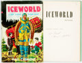 Books:Science Fiction & Fantasy, Hal Clement. SIGNED. Iceworld. Gnome Press, [1953]. ...