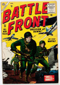 Golden Age (1938-1955):War, Battlefront #30 (Atlas, 1955) Condition: FN-....
