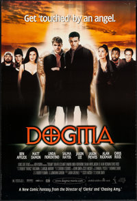 """Dogma & Other Lot (Lions Gate, 1999). One Sheets (2) (27"""" X 40"""") DS Regular & Advance Style. Comedy..."""