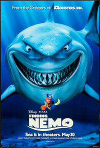 "Finding Nemo & Other Lot (Buena Vista, 2003). One Sheets (2) (27"" X 40"") DS Advance. Animation. ... (T..."