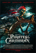 "Movie Posters:Adventure, Pirates of the Caribbean: The Curse Of The Black Pearl (BuenaVista, 2003). One Sheet (27"" X 40"") DS Advance. Adventure.. ..."