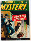 Golden Age (1938-1955):Horror, Journey Into Mystery #3 (Marvel, 1952) Condition: GD+....