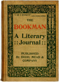 Books:Books about Books, [Books about Books]. The Bookman: An Illustrated Magazine of Literature and Life. Volume XXXIV. New York: Dodd, Mead...
