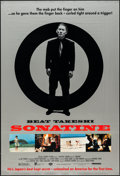 """Movie Posters:Action, Sonatine & Other Lot (Miramax, 1998). First Release One Sheet& One Sheet (2) (27"""" X 40"""") DS. Action.. ... (Total: 2 Items)"""