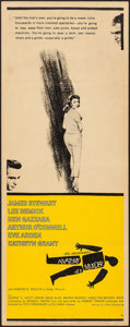 "Movie Posters:Drama, Anatomy of a Murder (Columbia, 1959). Insert (14"" X 36"") Style A.Drama.. ..."
