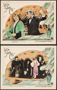 "The Far Cry (First National, 1926). Lobby Cards (2) (11"" X 14""). Drama. ... (Total: 2 Items)"
