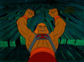 Animation Art:Production Cel, He-Man and the Masters of the Universe Production Cel(Filmation, 1983). ... (Total: 2 Items)