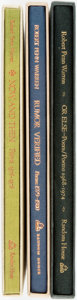 Books:Literature 1900-up, Robert Penn Warren. SIGNED/LIMITED. Trio of Titles. Random House,[various dates].... (Total: 3 Items)
