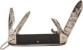 Music Memorabilia:Memorabilia, Buddy Holly Pocket Knife....