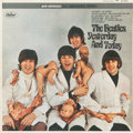 Music Memorabilia:Recordings, Beatles Yesterday and Today Stereo 3rd State Peeled ButcherCover (Capitol ST 2553, 1966)....