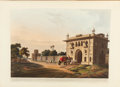 Books:Travels & Voyages, Thomas and William Daniell. Oriental Scenery. Twenty Four Views in Hindoostan Drawn and Engraved by Thomas and William D...
