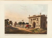 Thomas and William Daniell. Oriental Scenery. Twenty Four Views in Hindoostan Drawn and Engraved by Thomas and