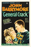 "Movie Posters:Drama, General Crack (Warner Brothers, 1930). One Sheet (27"" X 41"") Style A.. ..."