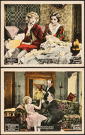 """Movie Posters:Crime, Headlines (Associated Exhibitors, 1925). Lobby Cards (2) (11"""" X14""""). Crime.. ... (Total: 2 Items)"""