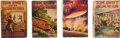Books:Children's Books, Victor Appleton. Four Tom Swift First Editions... (Total: 4 Items)