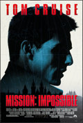 "Movie Posters:Action, Mission: Impossible & Others Lot (Paramount, 1996). One Sheets (4) (27"" X 40"") DS Advance. Action.. ..."