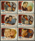 "Movie Posters:Film Noir, Ace In The Hole (Paramount, 1951). Lobby Cards (6) (11"" X 14""). Film Noir. ... (Total: 6 Items)"