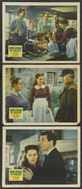 "Movie Posters:Drama, How Green Was My Valley (20th Century Fox, 1941). Lobby Cards (3) (11"" X 14""). Drama. ... (Total: 3 Items)"