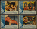 "Movie Posters:Horror, Circus of Horrors Lot (American International, 1960). Lobby Cards(4) and seven other Horror Lobby Cards (11"" X 14""). Horror...(Total: 11 Items)"