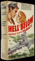 "Movie Posters:War, Hell Below (MGM, 1933). Photoplay Edition Book (329 Pages, 5.5"" x8.75""). War. ..."