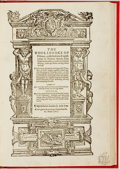Books:Religion & Theology, Thomas Sternhold and John Hopkins. The Whole Book of Psalmes,Collected into English Meter by Thomas Sternh. John Hopkin...