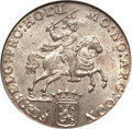 Netherlands:Holland, Netherlands: Holland. Provincial Ducaton (Silver Rider) 1775 MS62 NGC,...