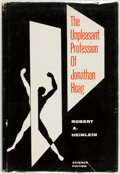 Books:Science Fiction & Fantasy, Robert A. Heinlein. The Unpleasant Profession of Jonathan Hoag. Hicksville: The Gnome Press, [1959]....