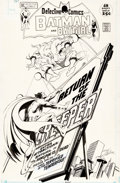 Original Comic Art:Covers, Neal Adams Detective Comics #418 Cover Creeper Original Art(DC, 1971)....