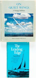 Books:Sporting Books, [Aviation/Sailing]. Pair of Books. Various publishers and dates....(Total: 2 Items)