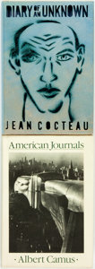 Books:Biography & Memoir, [Literary Journals]. Pair of Books. Various publishers and dates.... (Total: 2 Items)
