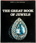 Books:Art & Architecture, Errnest A. and Jean Heineger. The Great Book of Jewels. Boston: New York Graphic Society, [1974]. First edition. ...