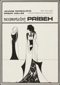 "Movie Posters:Drama, The Immortal Story (Omnia-Films, 1969). Czech Poster (23"" X 33"").Drama.. ..."