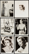 "Movie Posters:Miscellaneous, Grace Kelly Lot (MGM & Paramount, 1950s). Photos (18) (approx.8"" X 10""). Miscellaneous.. ... (Total: 18 Items)"