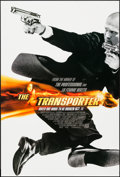 "Movie Posters:Action, The Transporter & Other Lot (20th Century Fox, 2002). OneSheets (2) (27"" X 40""). Action.. ... (Total: 2 Item)"