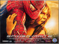 "Movie Posters:Action, Spider-Man 2 (Columbia TriStar, 2002). French Four Panel (approx.92"" X 125"") DS Style B. Action.. ..."