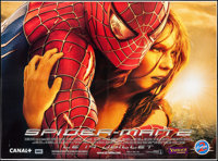 "Spider-Man 2 (Columbia TriStar, 2002). French Four Panel (approx. 92"" X 125"") DS Style B. Action"