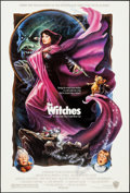 """Movie Posters:Fantasy, The Witches & Other Lot (Warner Brothers, 1990). One Sheets (2) (27"""" X 40"""" & 27"""" X 41""""). Fantasy.. ... (Total: 2 Items)"""
