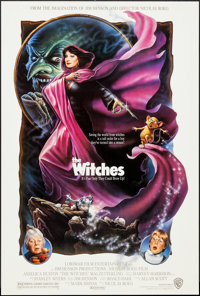 """The Witches & Other Lot (Warner Brothers, 1990). One Sheets (2) (27"""" X 40"""" & 27"""" X 41""""). Fan..."""
