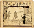 Books:Children's Books, F. E. Chase. Ballads in Black: A Series of Original ShadowPantomimes. Boston: Lee and Shepard Publishers, 1882....