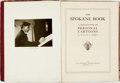 Books:Art & Architecture, [Political Cartoons]. LIMITED. William C. Morris. The Spokane Book. A Collection of Personal Cartoons. Chicago: R. R. Donnel...