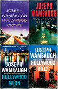Books:Mystery & Detective Fiction, Joseph Wambaugh. SIGNED. Group of Four Titles. Little, Brown andCompany, [various dates].... (Total: 4 Items)