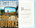 Books:Mystery & Detective Fiction, James Lee Burke. SIGNED. Bitterroot. New York: Simon &Schuster, [2001]....