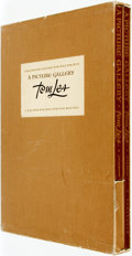 Books:Art & Architecture, Tom Lea. A Picture Gallery. Boston: Little, Brown and Company, [1968].... (Total: 2 Items)